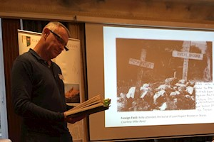 Gallipoli WFA Centenary Conference, September 2015