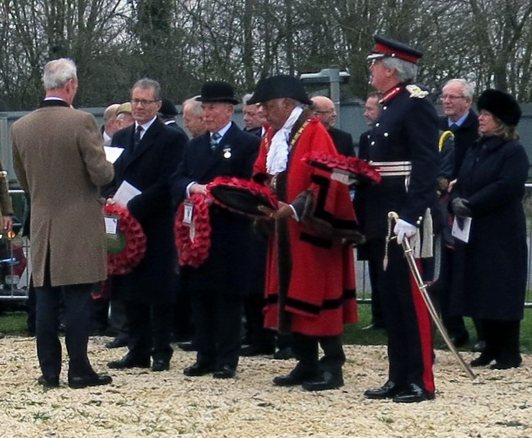 29th Division Centenary Commemoration