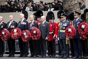 Remembrance Sunday Cenotaph Parade - 10 Nov 2019