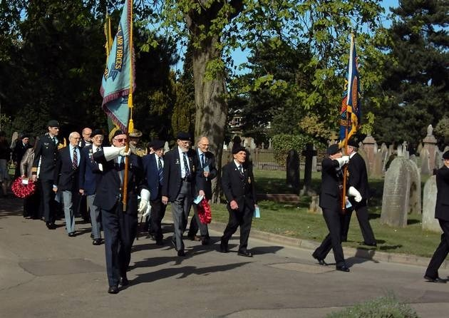 Anzac Day - St Albans