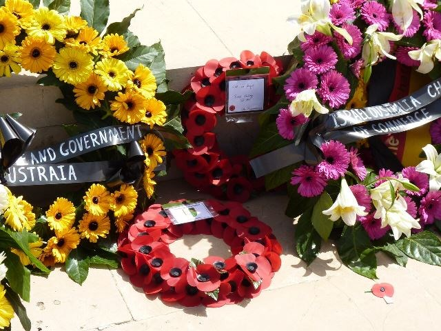 Anzac and Gallipoli Day in Israel