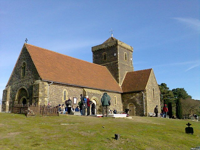 Anzac Day Service, St Martha-on-the Hill, Chilworth