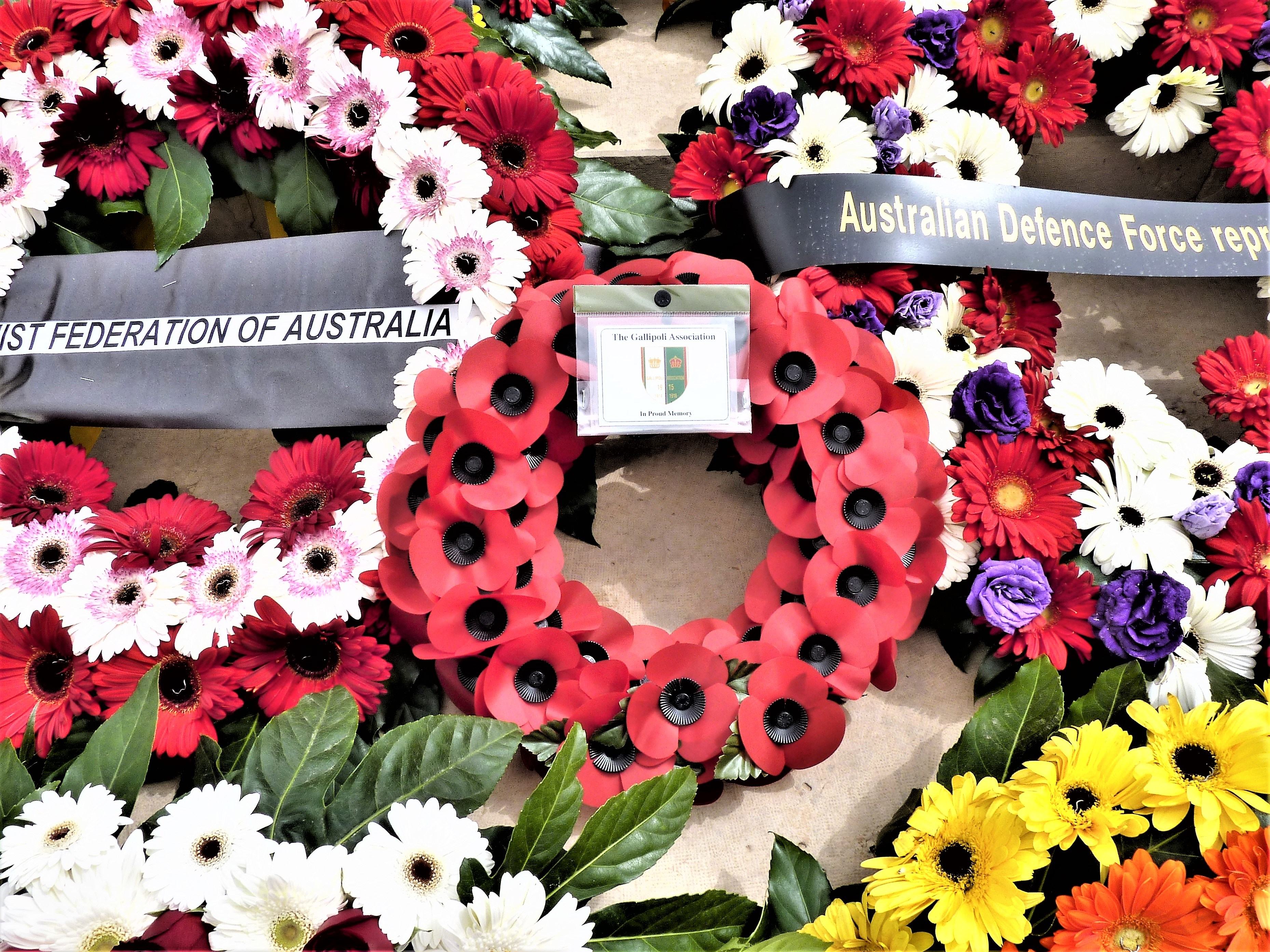 Anzac Day Service Mount Scopus, Jerusalem